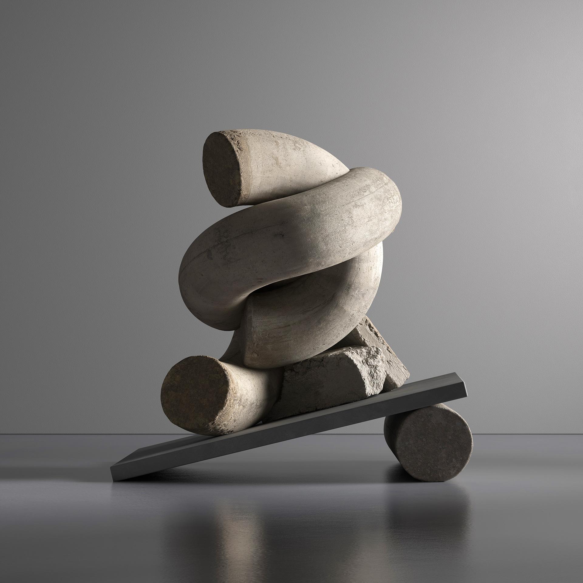 Curve Sculpture