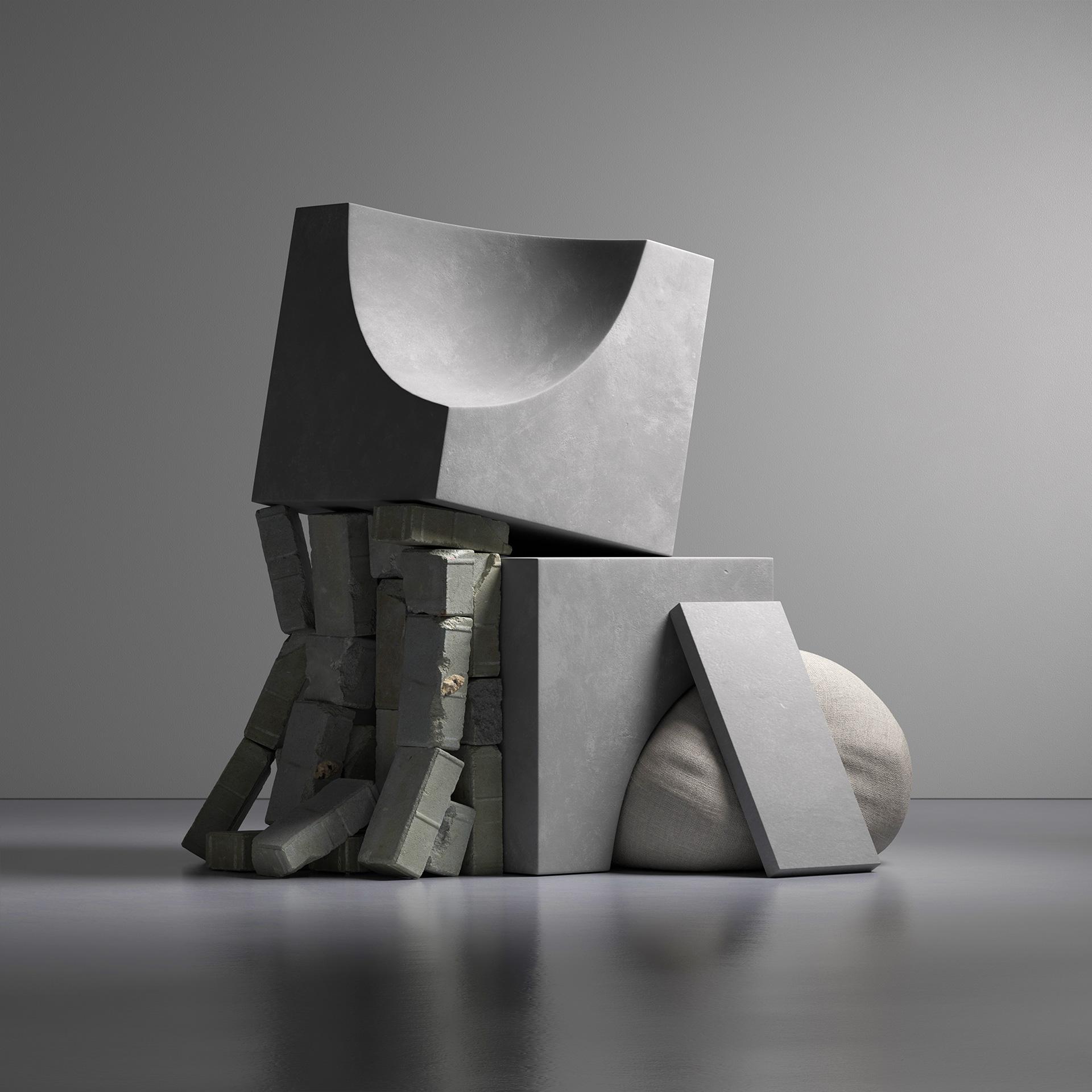Stack Sculpture