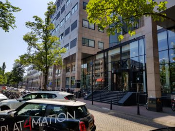 4Facility Head Office Netherlands