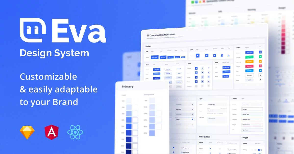 Eva design system post release notes