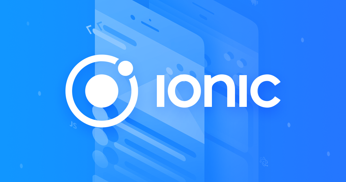 Ionic: comments to myths after a year of development