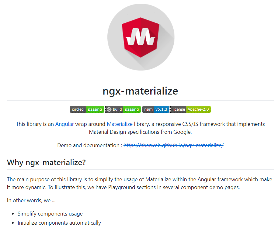 NGX MATERIALIZE