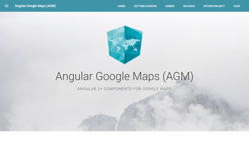 Angular google maps