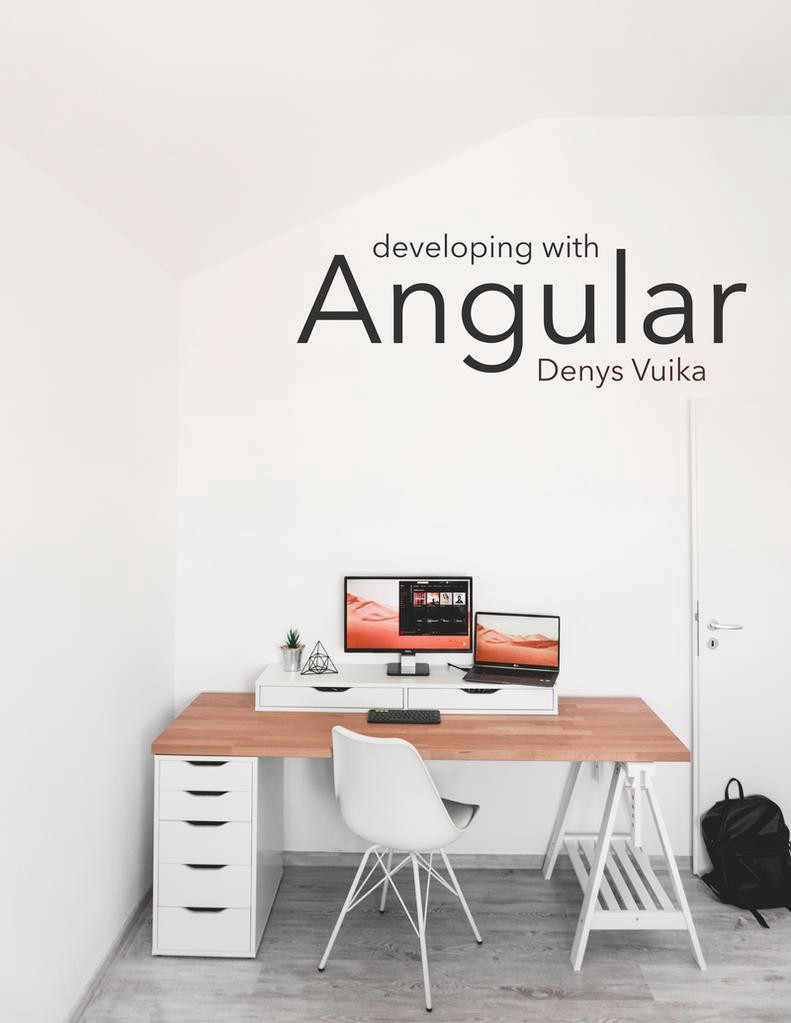 Developing with Angular Paperback