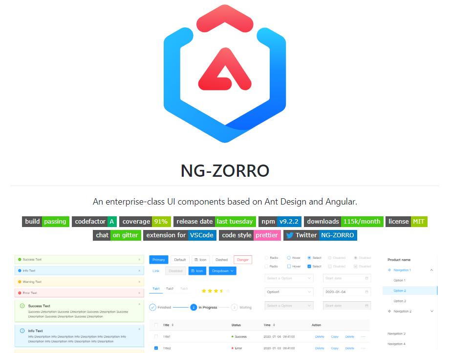 NG-ZORRO