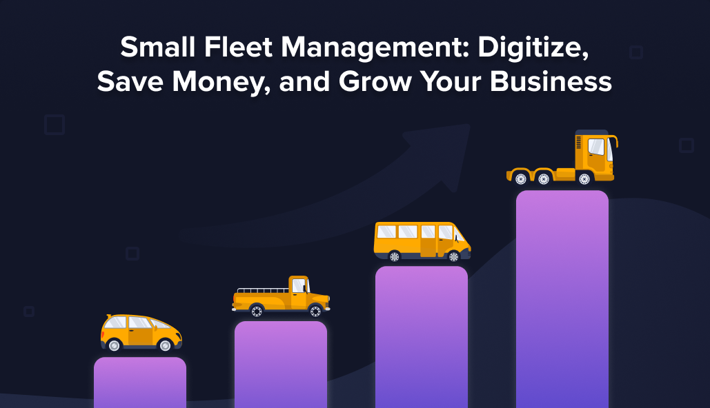 How to effectively manage small fleets using technology