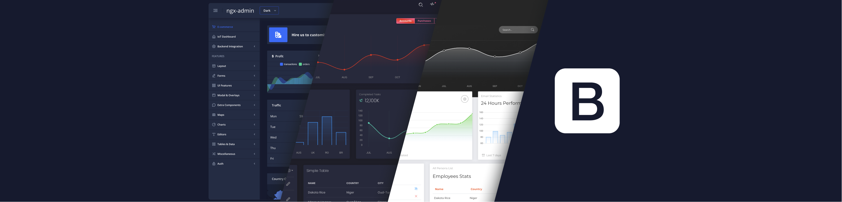 Top 15 Free Bootstrap Admin Dashboard Templates 2021