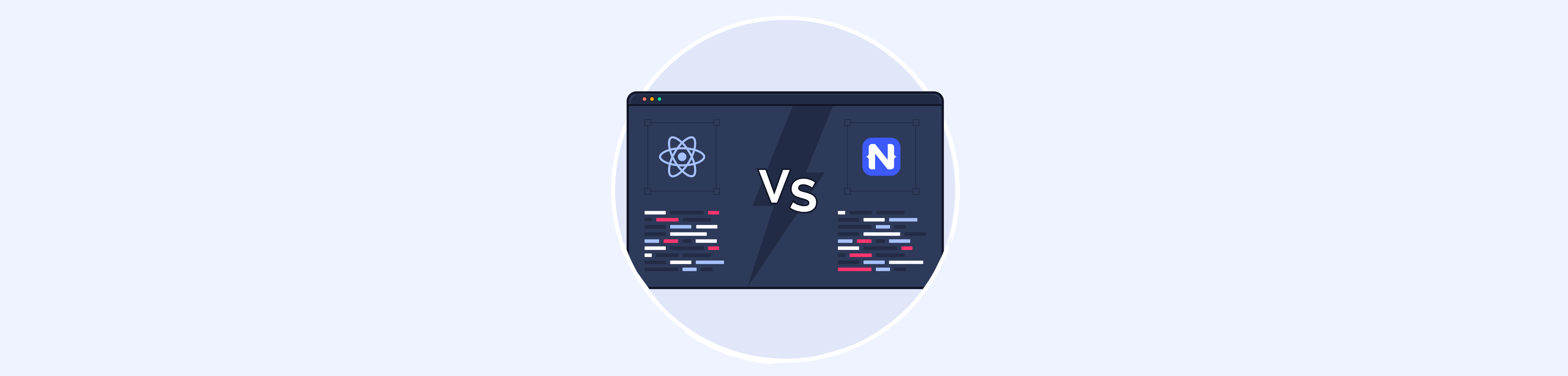 NativeScript vs React Native: which one to choose for Native app development in 2021