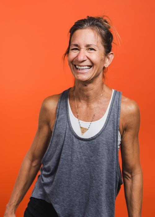 Tight Club Athletics - Sylvia Ozbalt - Group Fitness Instructor. she, her.