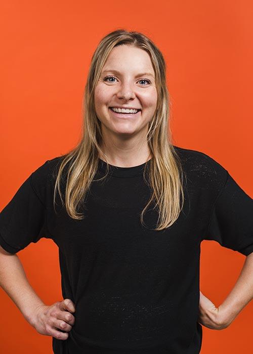 Tight Club Athletics - Amanda Mourant - Team Coach. She/her.