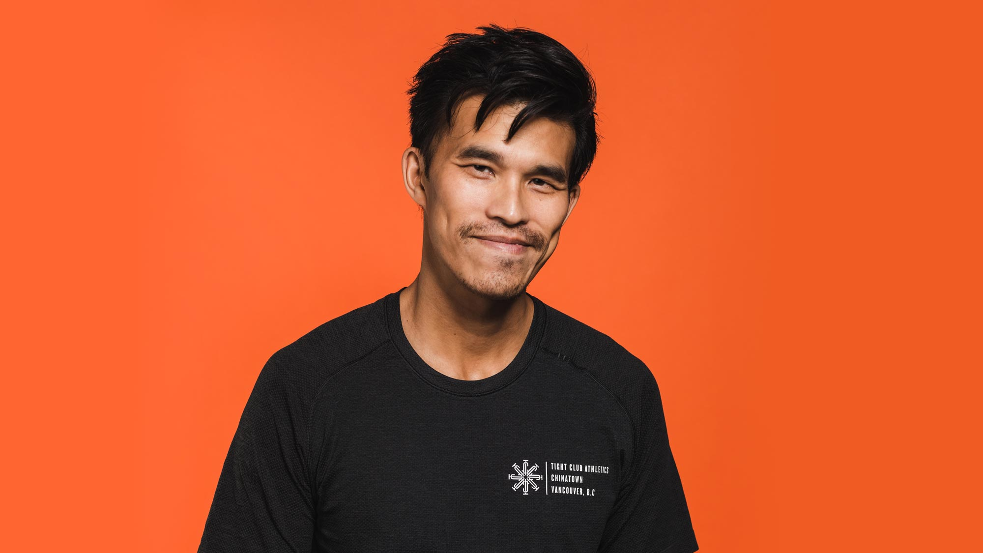Tight Club Athletics - Warren Chow - Personal Trainer, Team Coach. He Him.