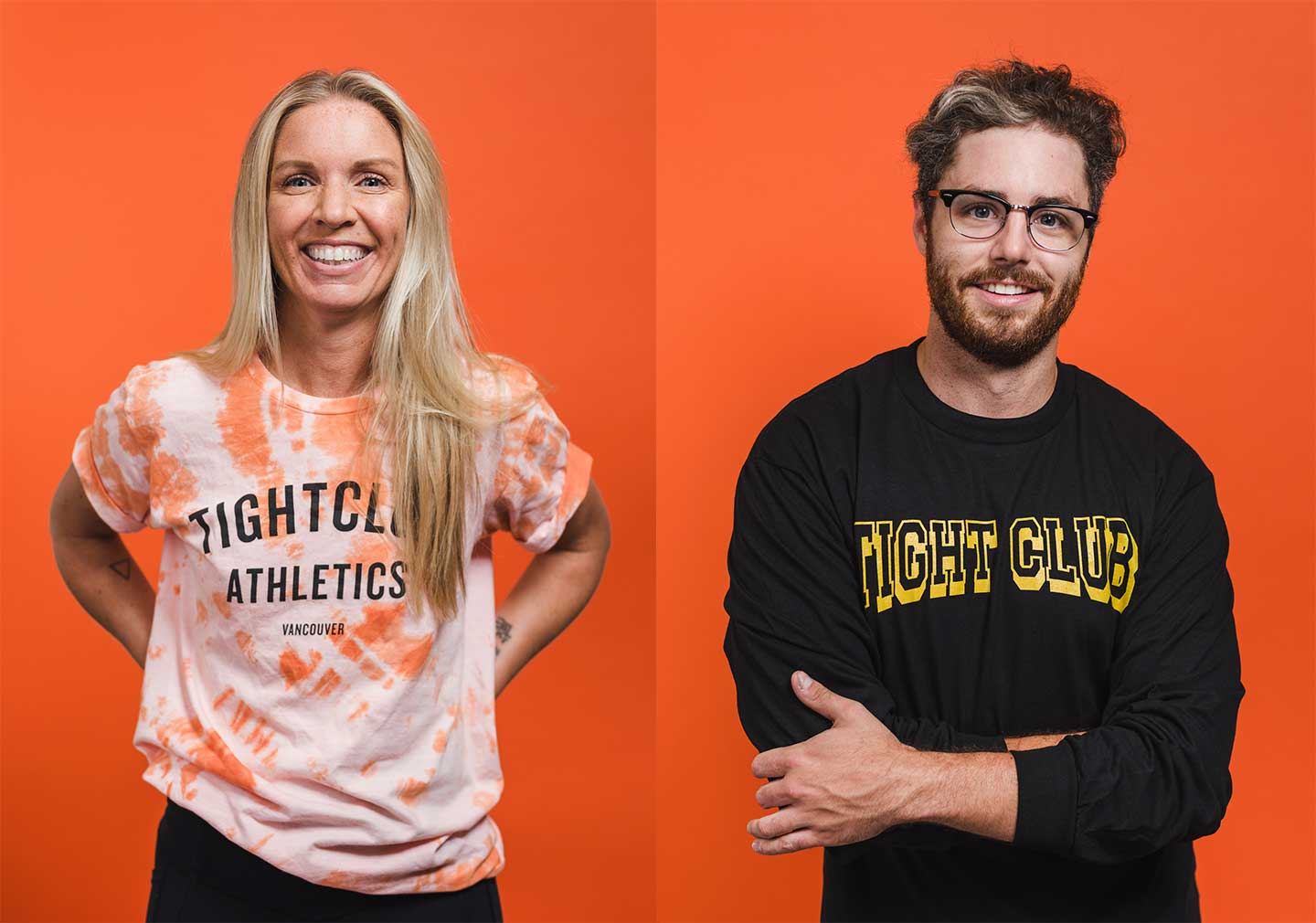 Tight Club Athletics - Staff - NAT TAYLOR & CODY WILSON