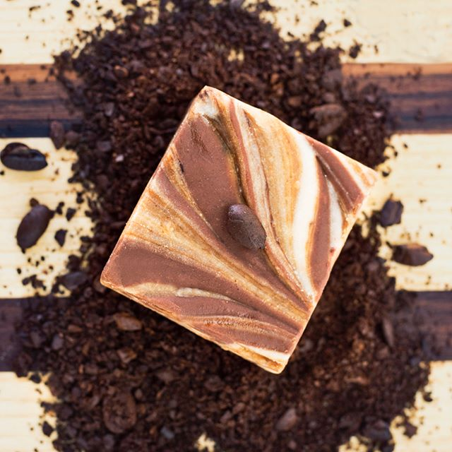 Any coffee lovers out there?⁣ ⁣⁣ ⁣#Local #AKLocal #AlaskaLocal #MadeInAlaska #MadeInAK #Homemadefudge #HolidayGifts #OnlineFudge #dessert #alaskamade #fairbanksalaska #fairbanks