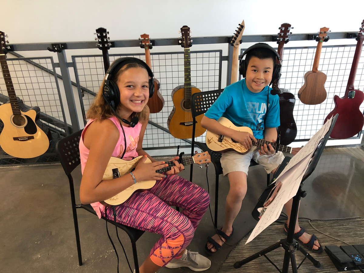 ukulele lessons near me in tulsa ok
