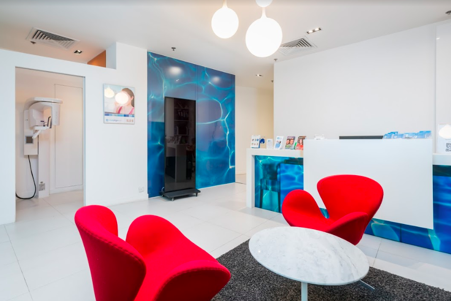 Bayside Dental Clinic Layout in Tung Chung