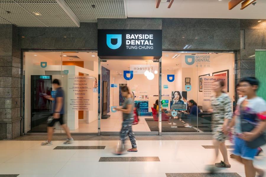Bayside Dental Clinic in Tung Chung