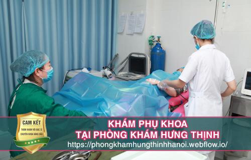 Địa chỉ phòng khám đa khoa Hưng Thịnh 380 Xã Đàn Hà Nội