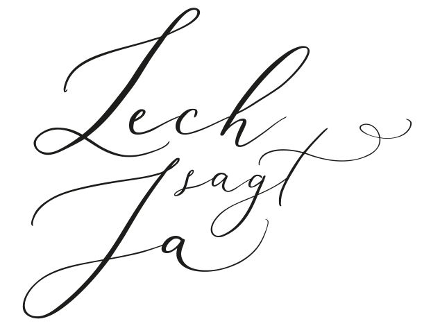 Lech Wedding Logo