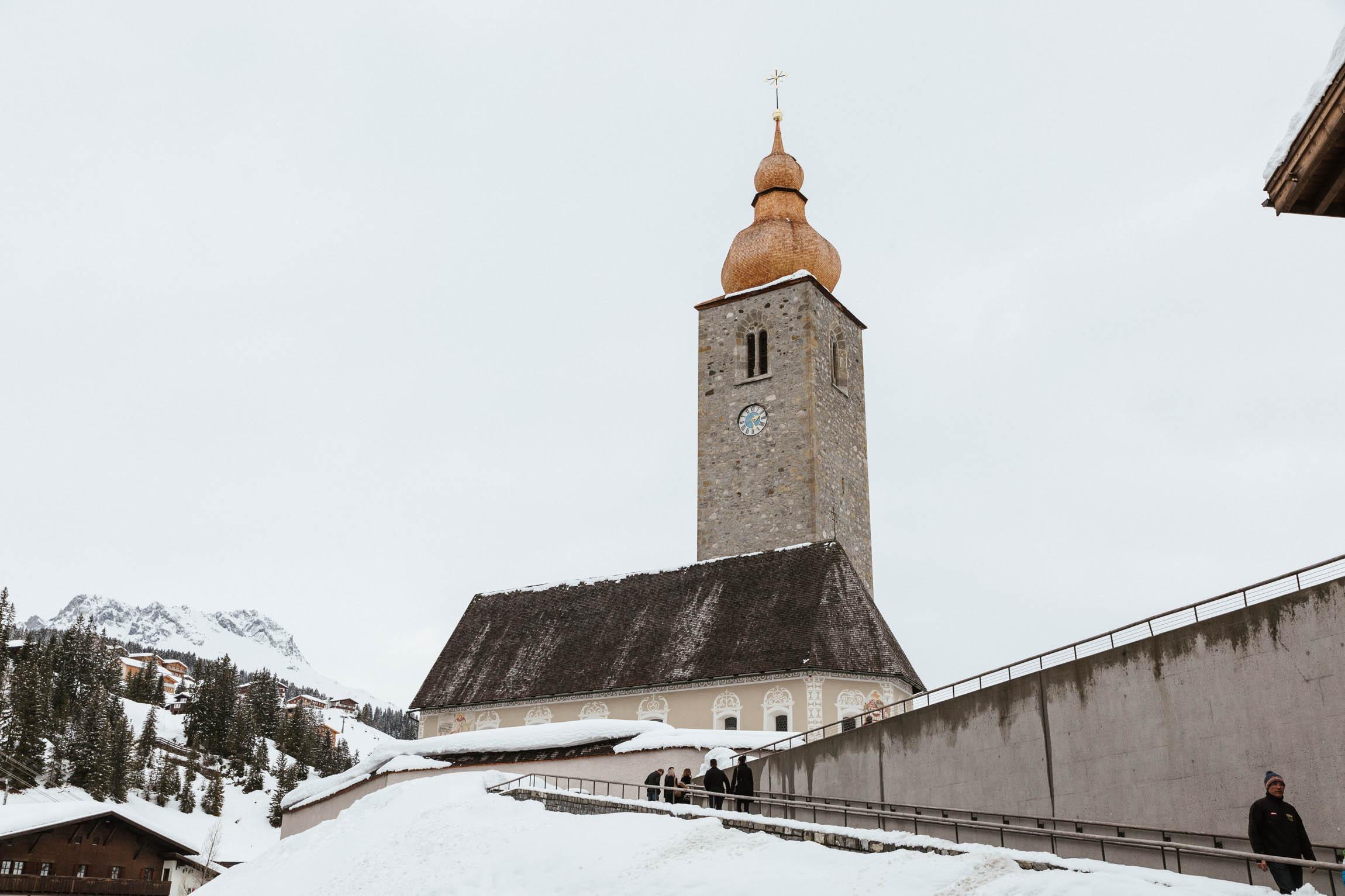 Kirche Lech Hl. Nikolaus