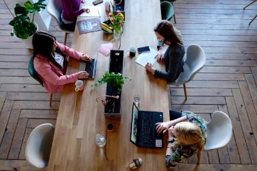 co work with digital entrepreneurs