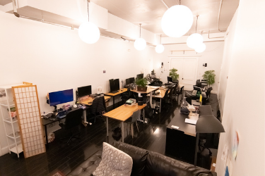 coworking & coliving space
