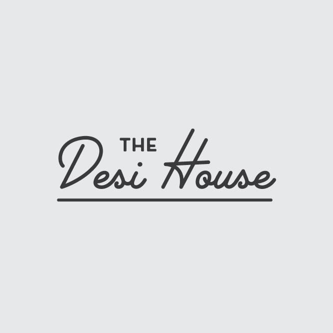The Desi House Logo