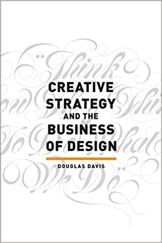 Creative strategy and the business of design book cover