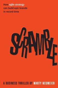 Scramble book cover