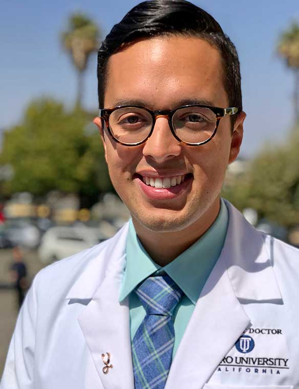 Doctor of Osteopathic Medicine Student