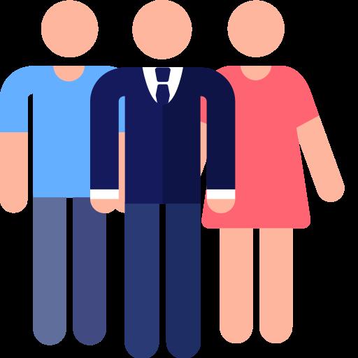 Mittelgroßes Team mit 11 -50 Mitarbeitern