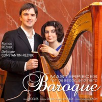 Baroque masterpieces for bassoon and harp