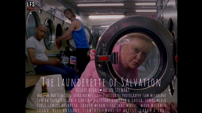 The Launderette of Salvation