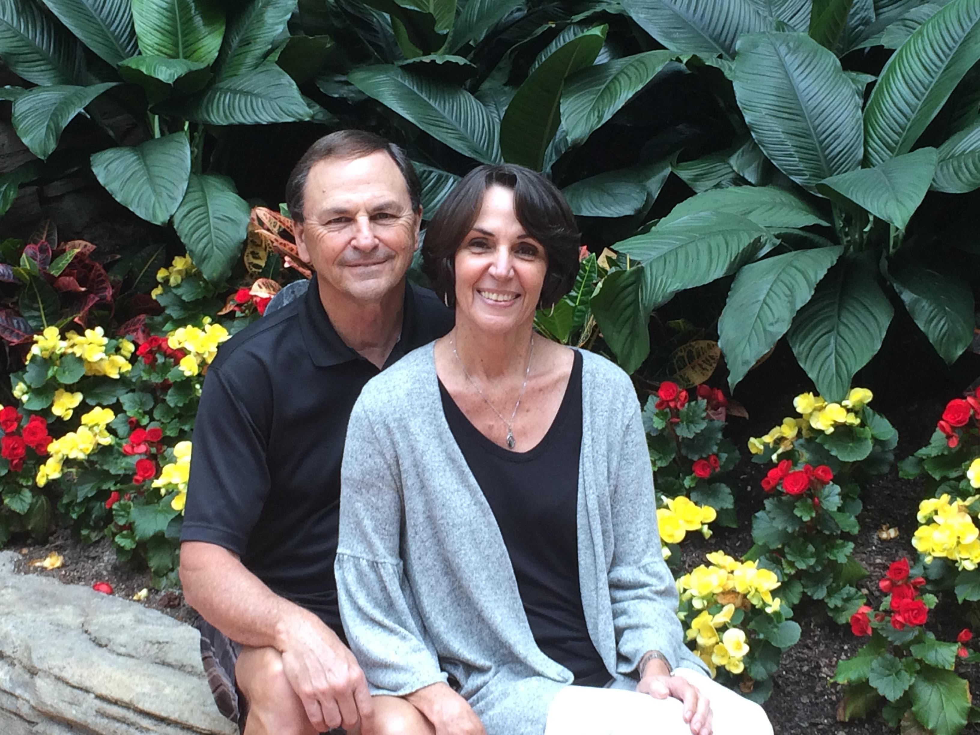Paul & Roz Wyton