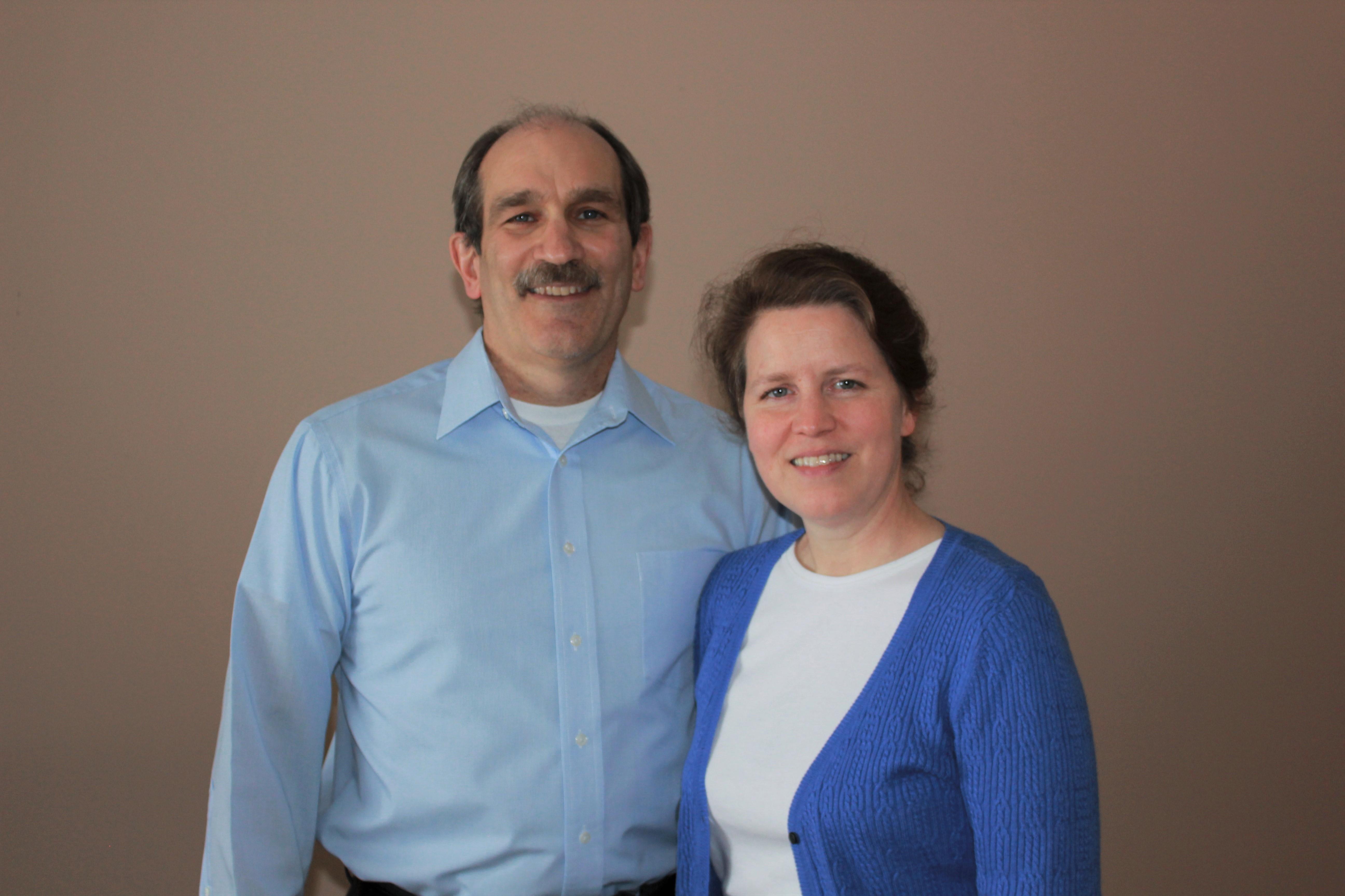 Ken & Rhonda