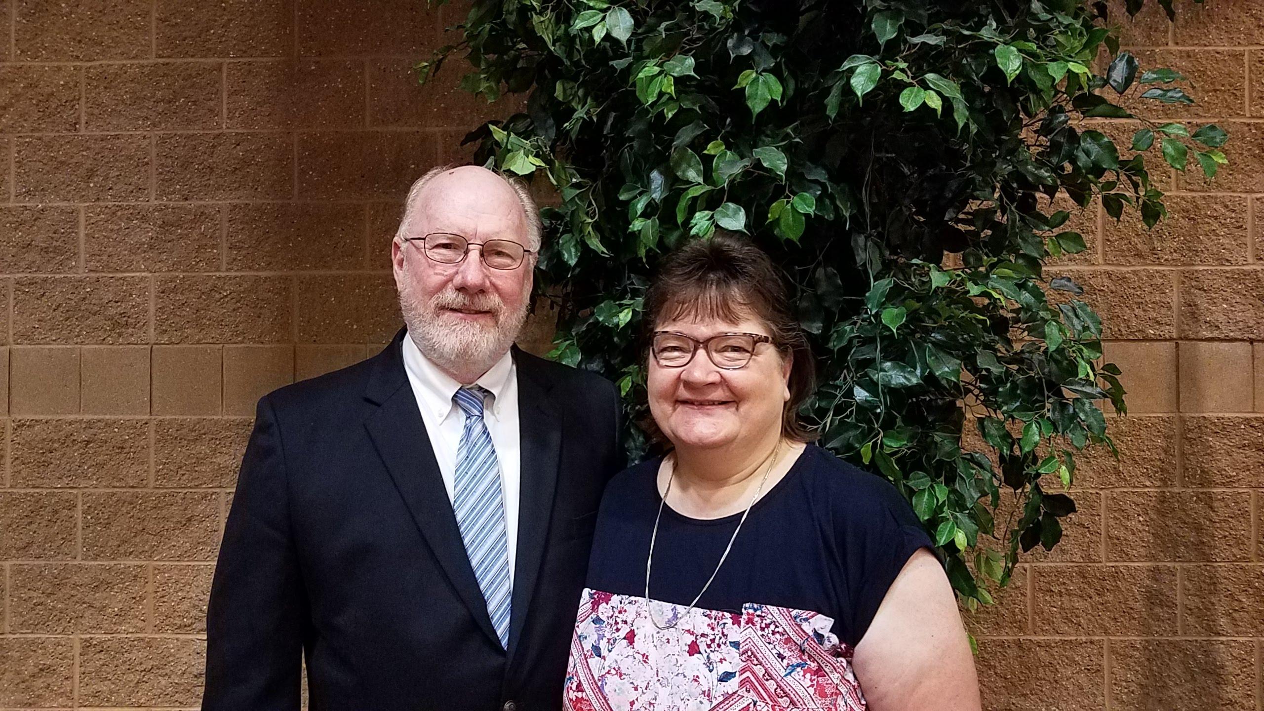 Larry & Vonita Burkey