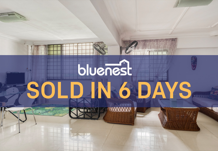 HDB Resale Flat_Ethnic Quota_Sold in 6 days