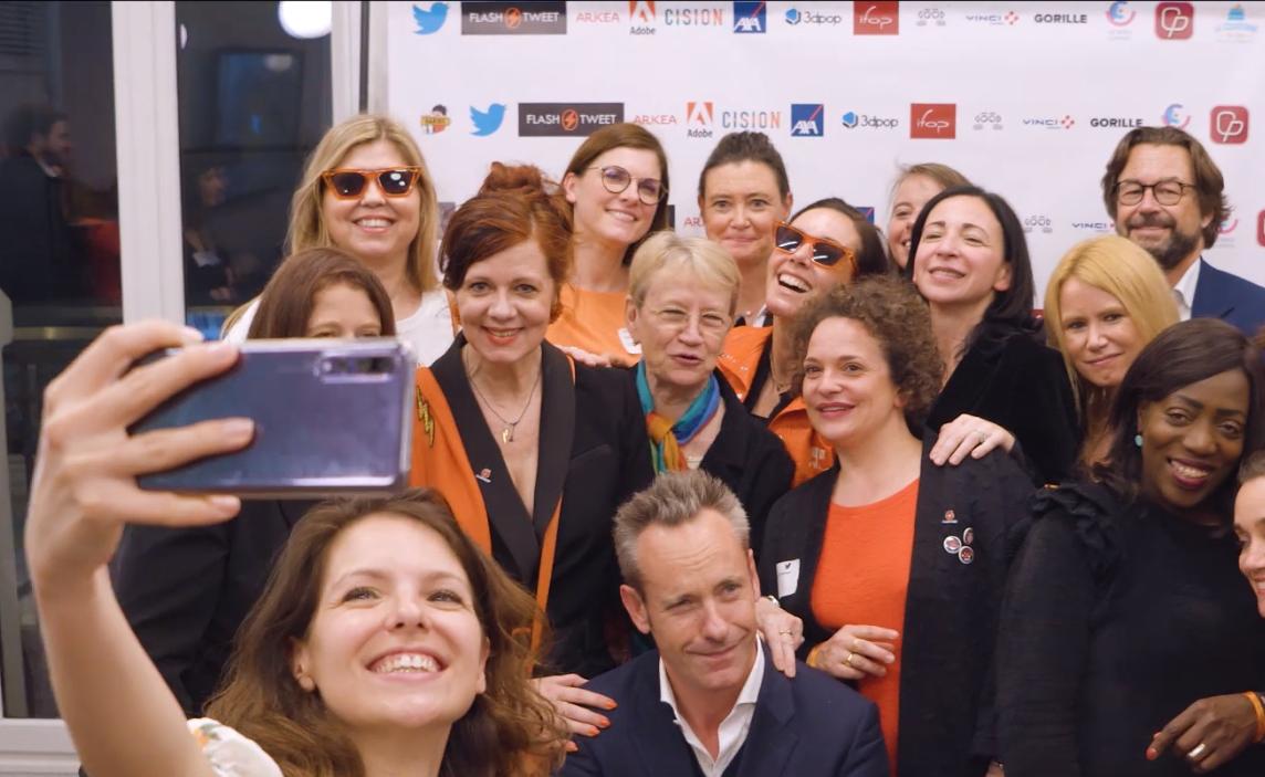 Gorille partenaire de la soirée des 4 ans du FlashTweet organisée dans les locaux de Twitter France