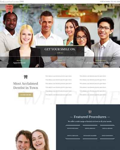 web design for photographer
