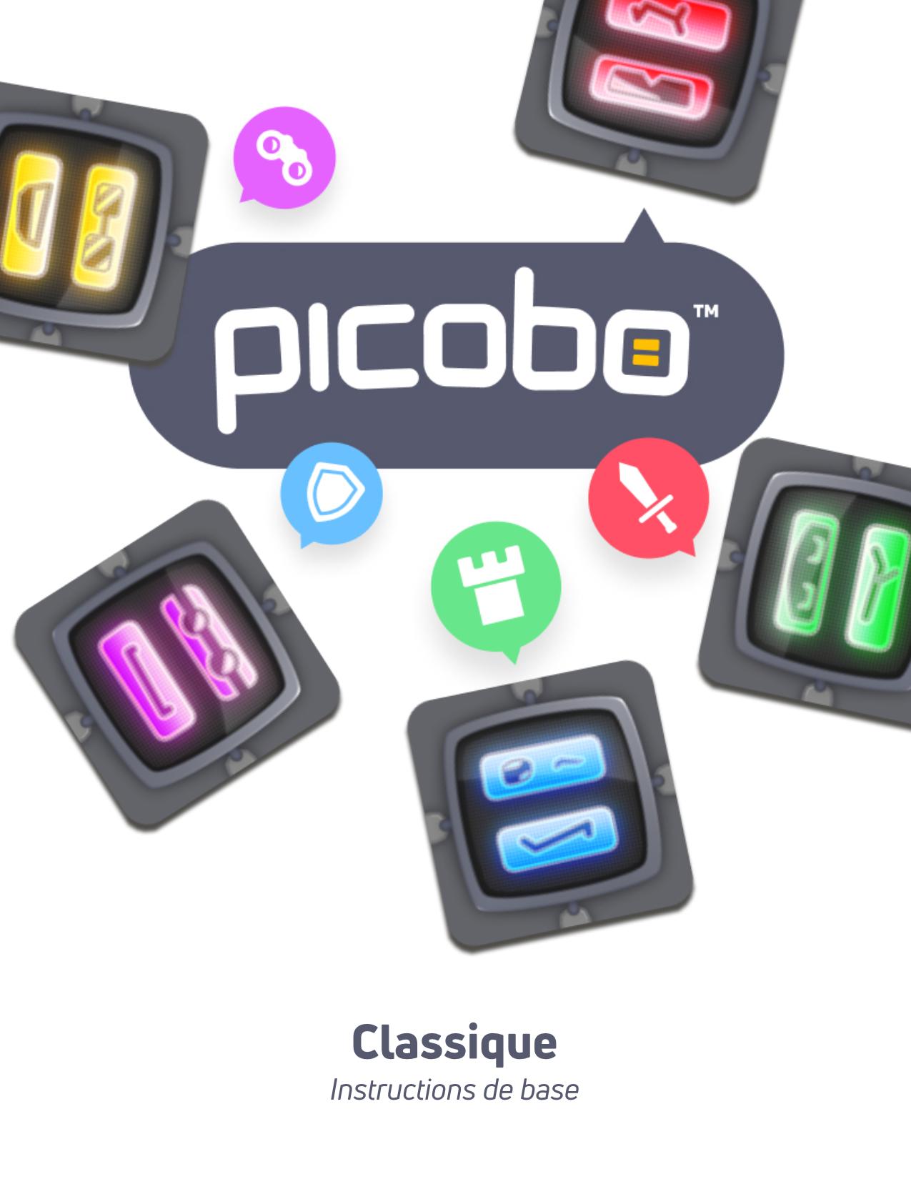 Livret Picobo Classique