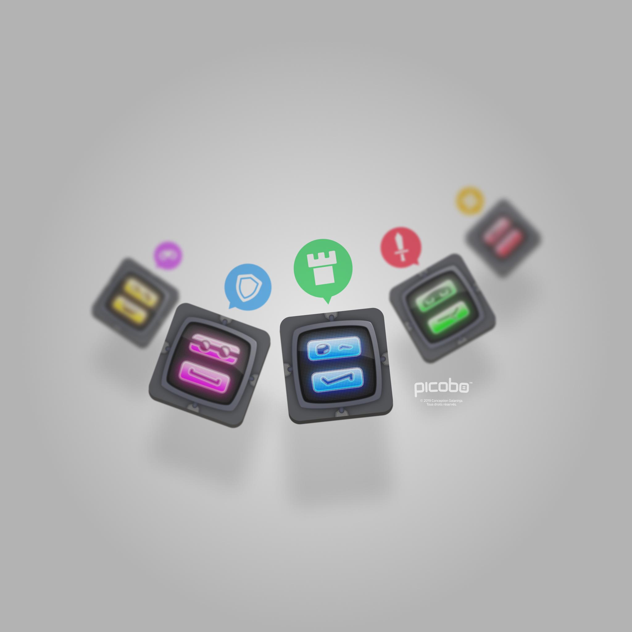 fond d'écran picobo pour tablette