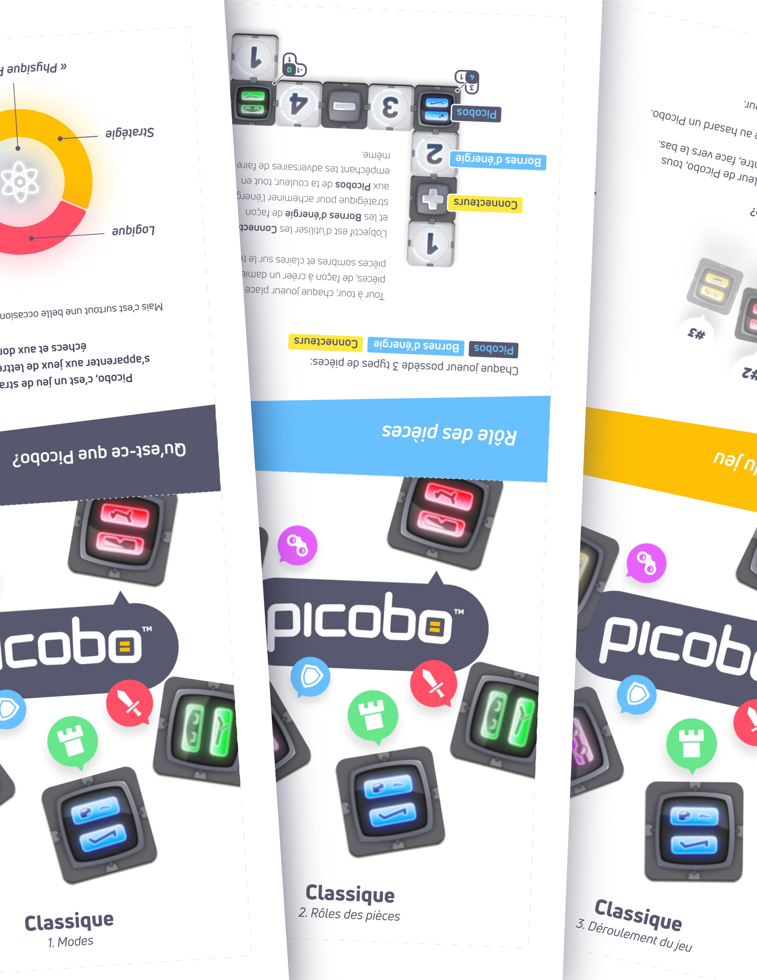 livret picobo classique imprimable