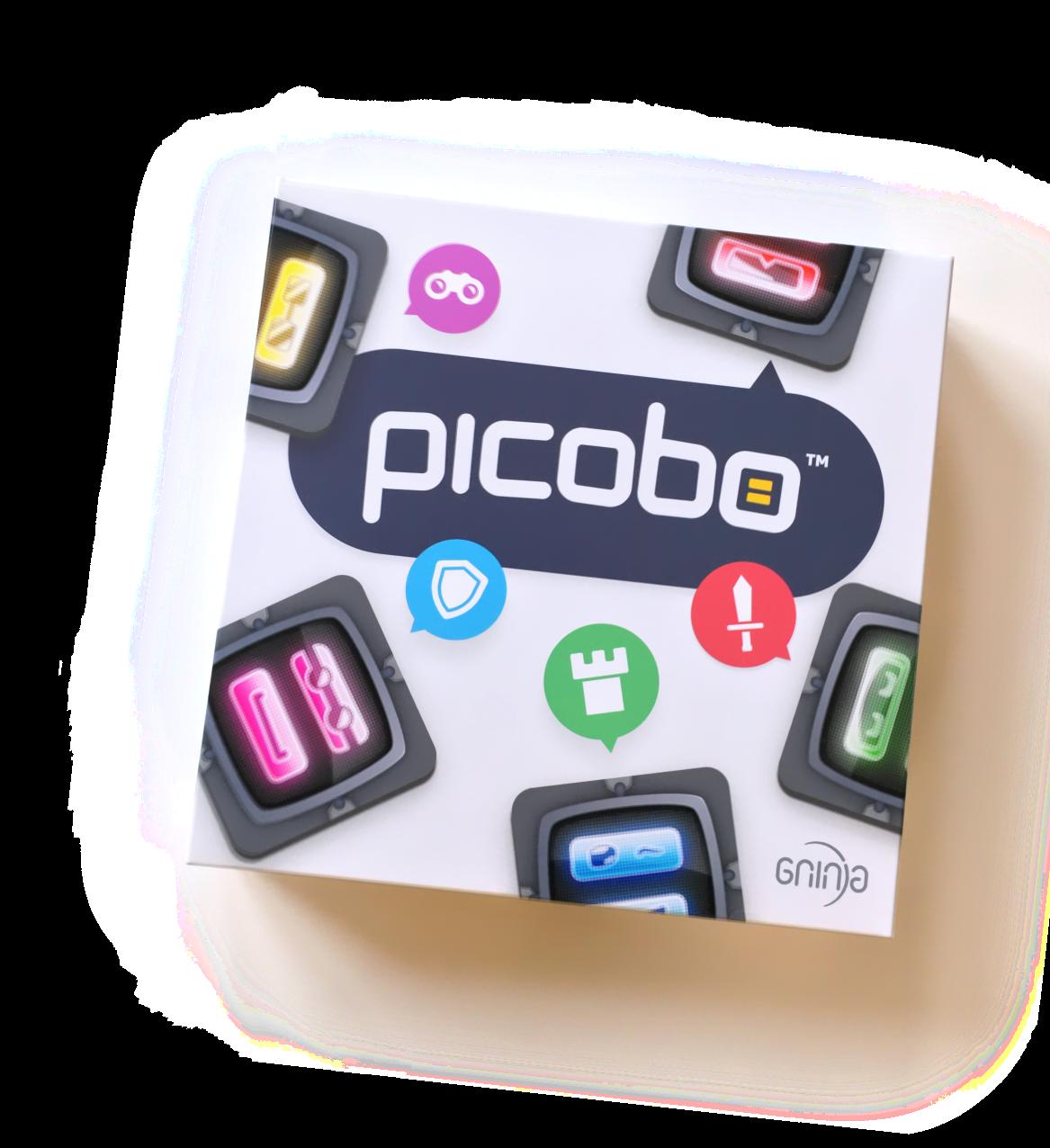 Boite jeu de société PIcobo