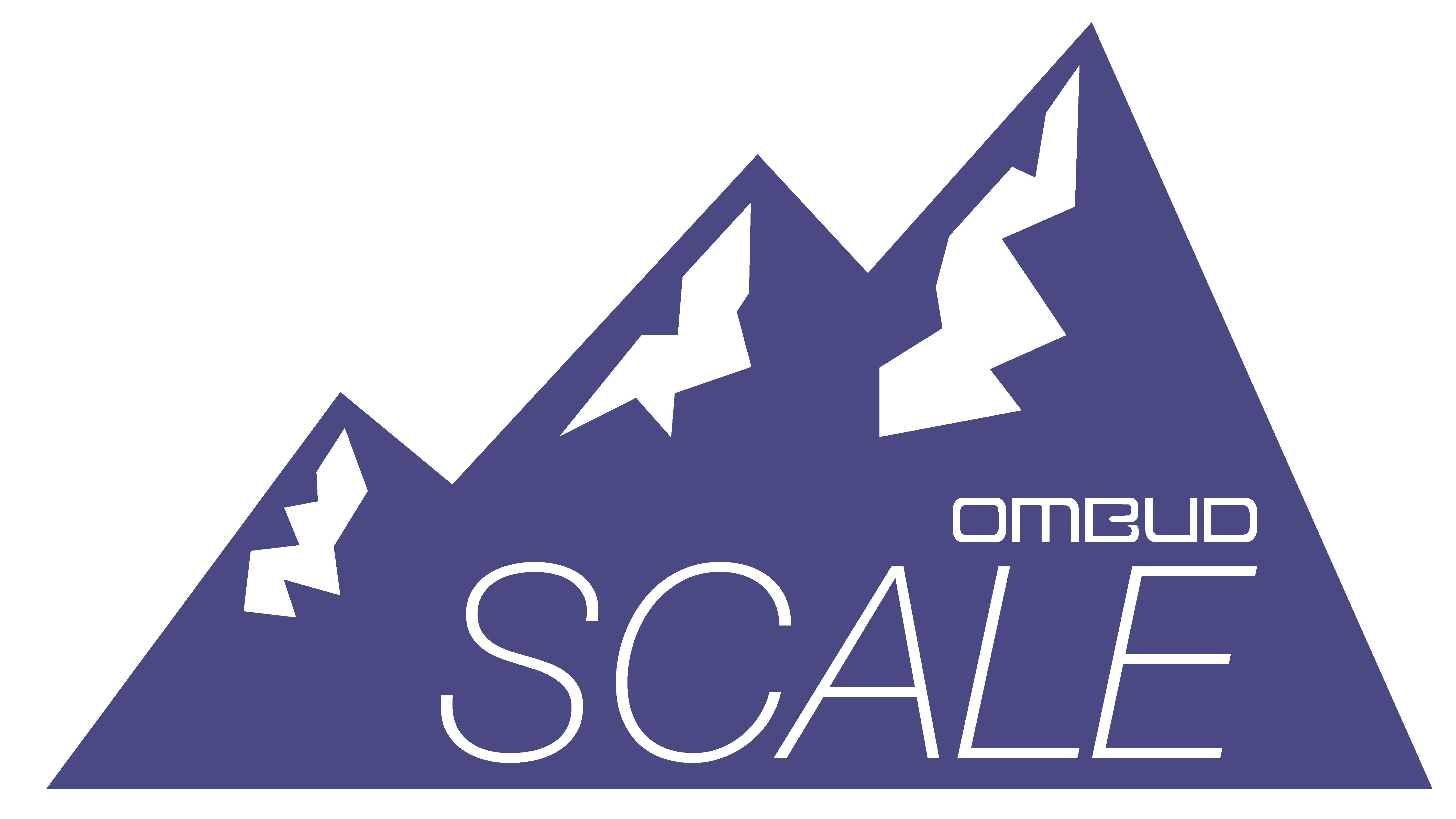 Ombud SCALE logo