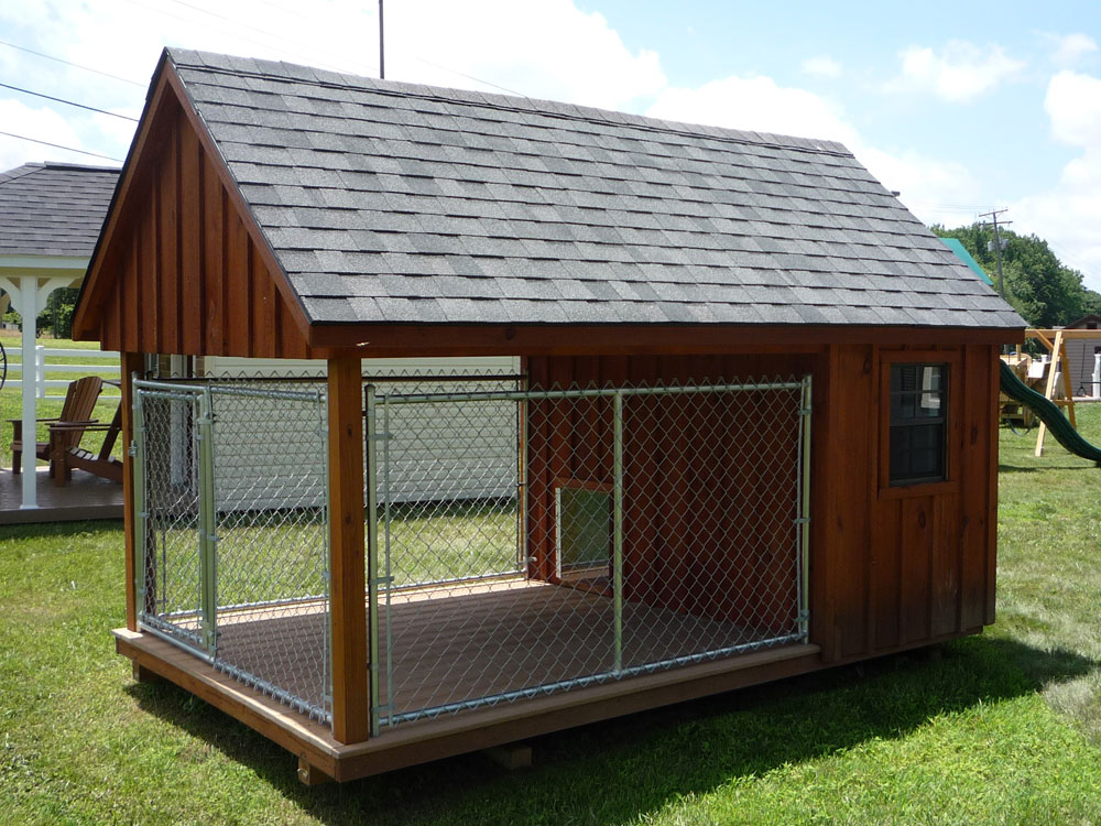 Dog Kennel example