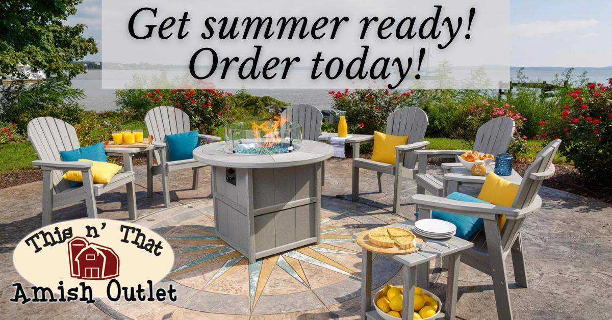Get summer ready!