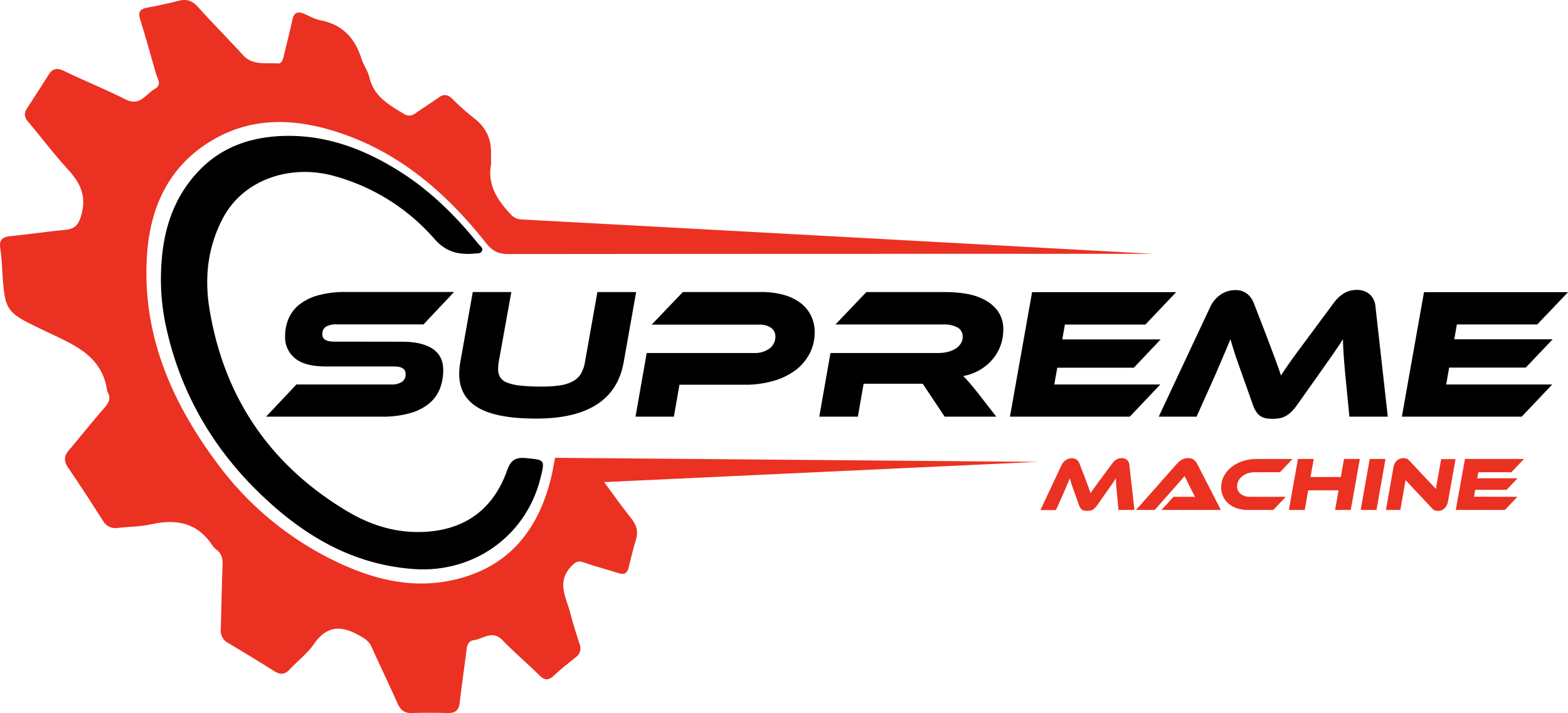 Supreme Machine Logo