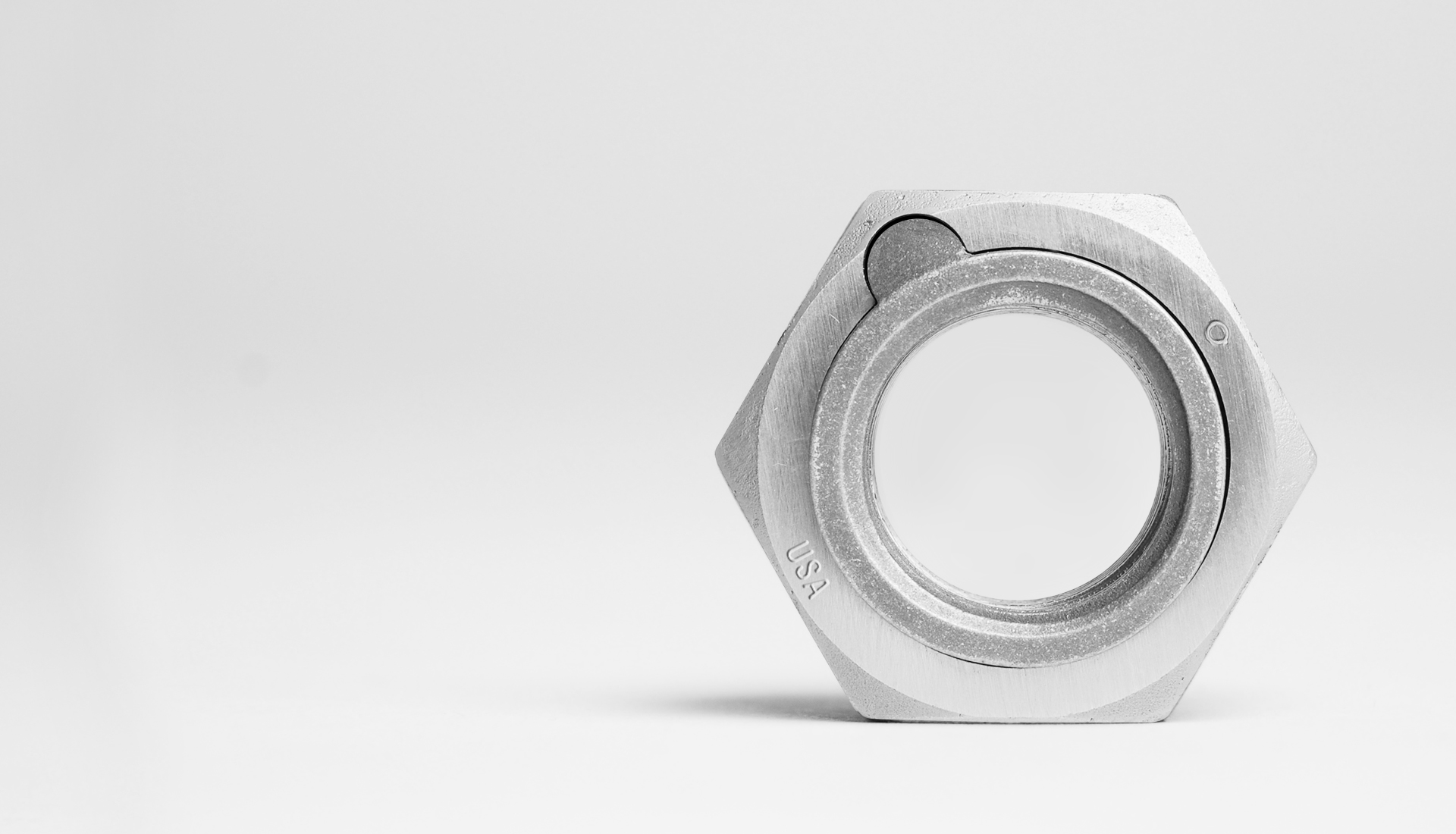 The original Security Locknut. Made in the USA.