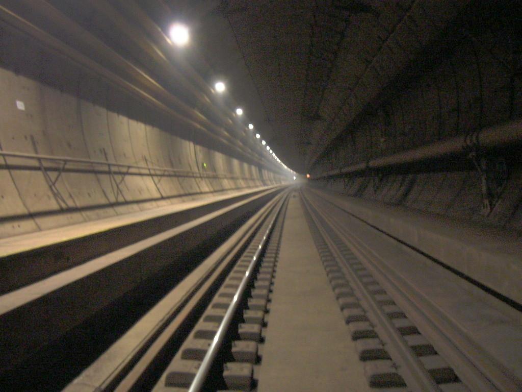 British Steel Bainitic Low Fatigue Rail