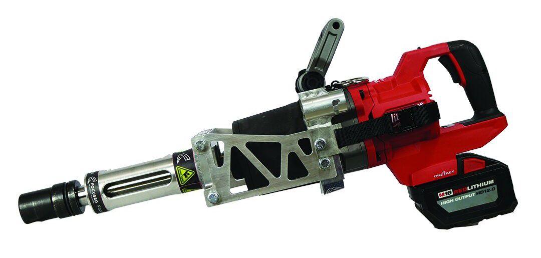 Drive-Lok® Battery-Operated Screw Spike Inserter