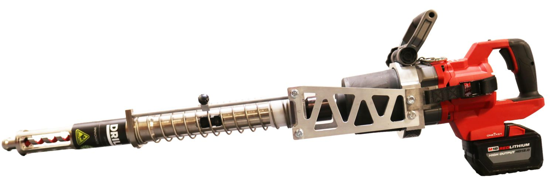 Drill-Lok-M® Battery-Operated Sleeper Drill
